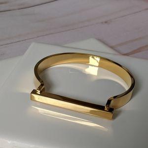 Modern Bar Bracelet